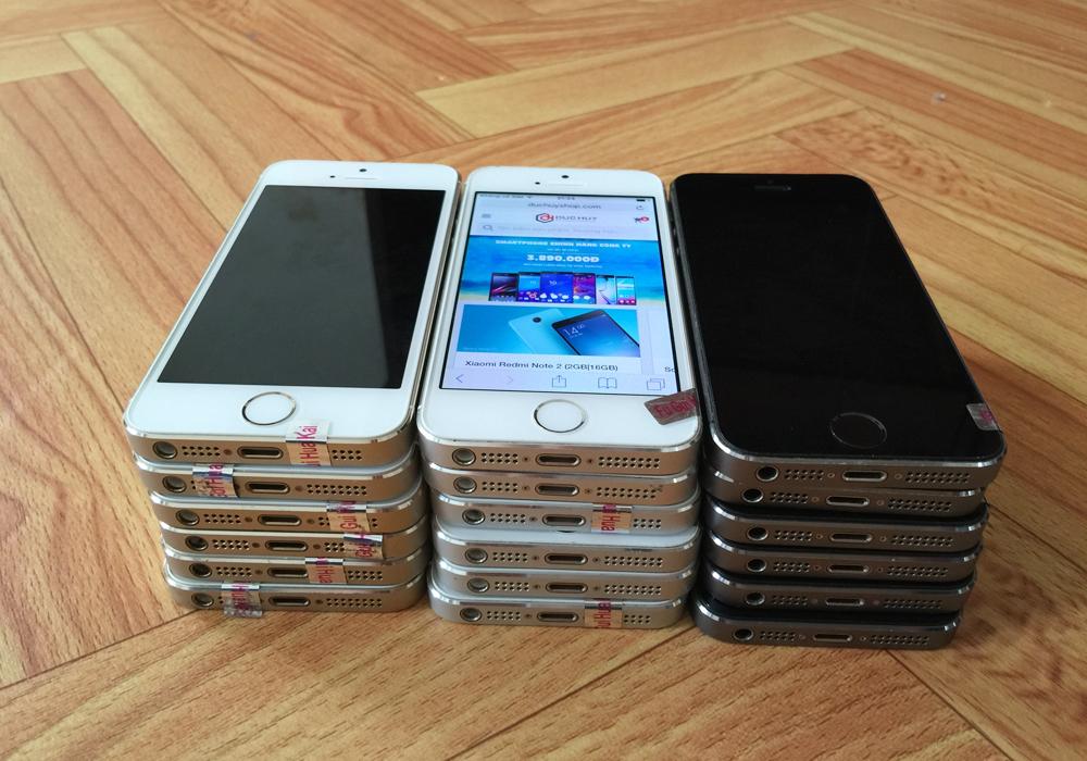 Chào đón iPhone SE giảm giá