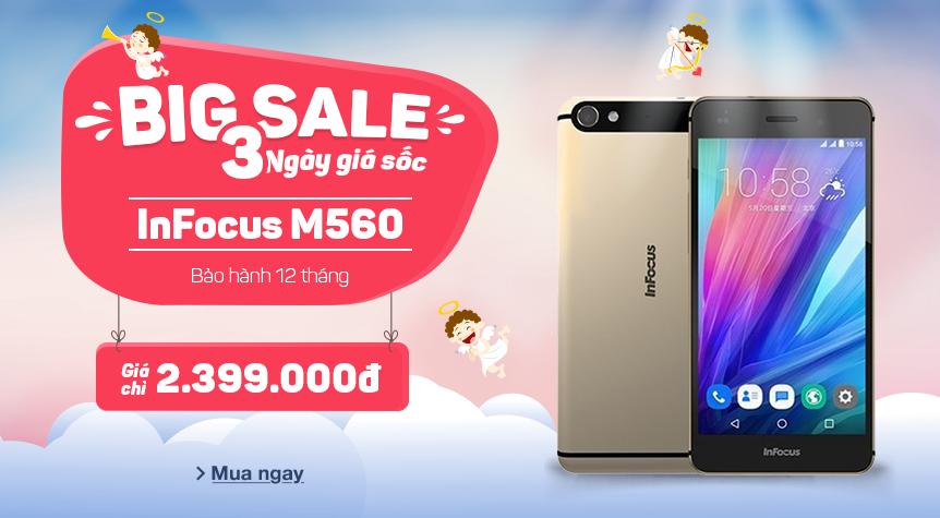 Big sale infocus m560