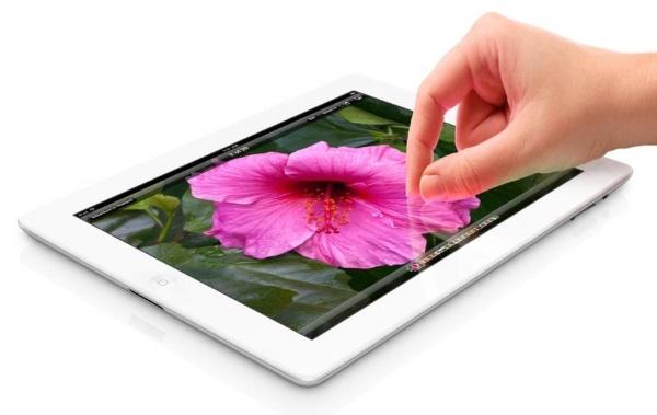 iPad 4 Cũ màn hình