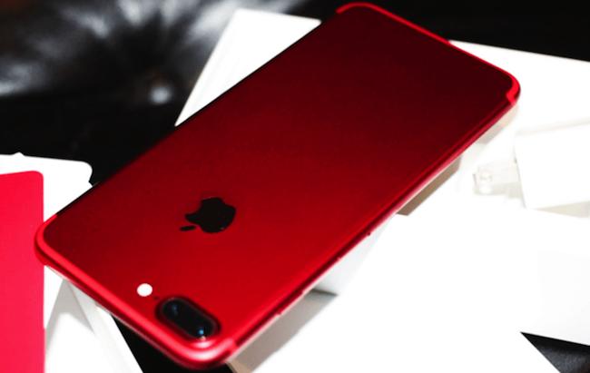 iPhone 8 và 8 Plus sẽ có thêm phiên bản màu đỏ rực rỡ?