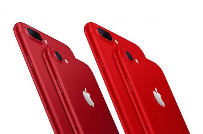 iphone 8 8 plus màu đỏ
