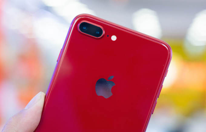 iPhone 8 Plus 64GB Red Màu Đỏ 2