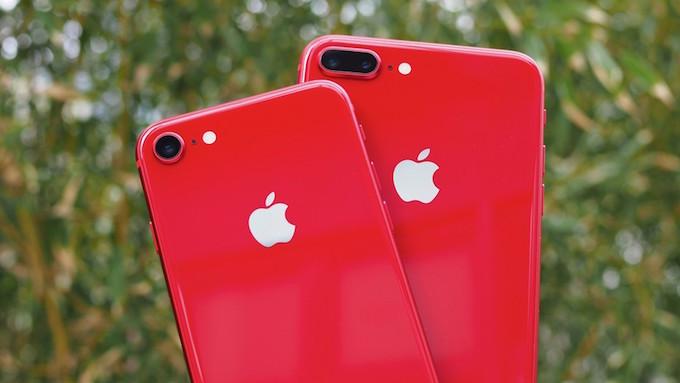 iPhone 8 Plus 64GB Red Màu Đỏ ảnh 5