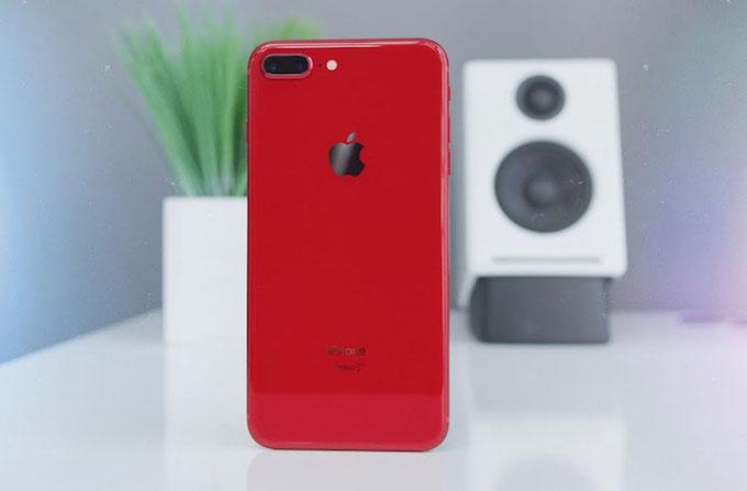 iPhone 8 Plus 64GB Red Màu Đỏ ảnh 4