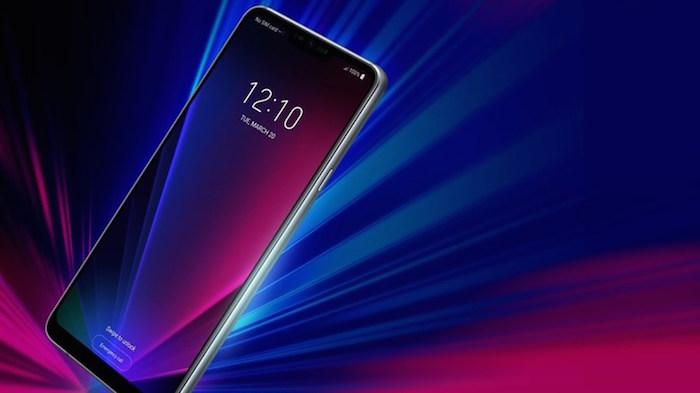 LG G7 ThinQ màn hình vô cực