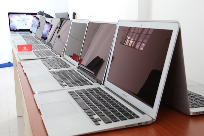 Macbook Pro Duchuymobile màu sắc