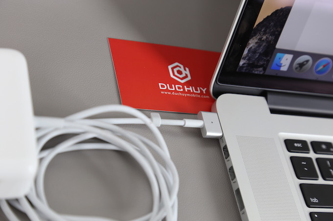 Macbook Pro Duchuymobile cũ
