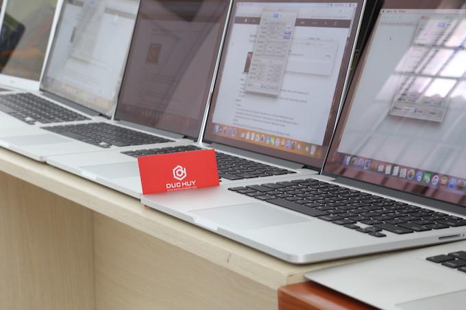 Macbook Pro Duchuymobile giá rẻ
