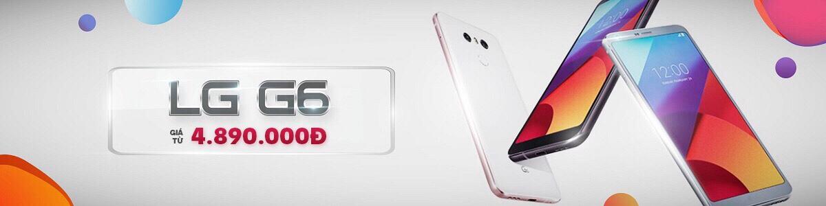 LG G6 Like New giá tốt