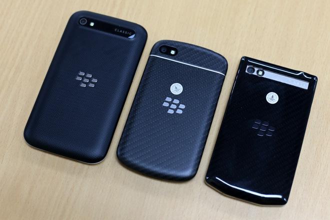 giá BlackBerry Classic
