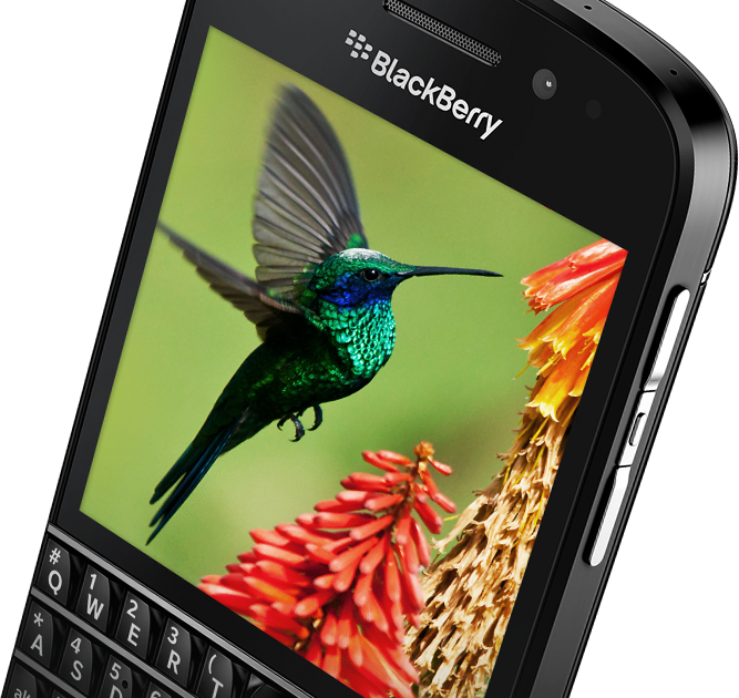 BlackBerry Q10 7