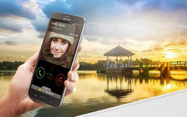 Samsung Galaxy W SM-T255S  thiết kế đẹp