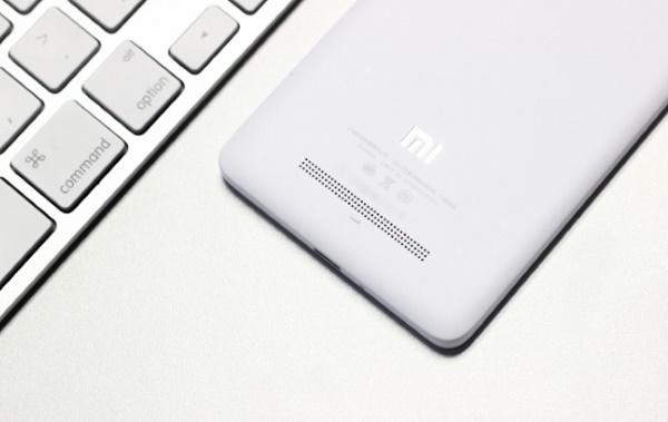 Xiaomi Mi 4i thiết kế thanh nguyên khối