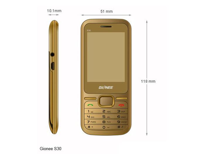 Gionee s30 1