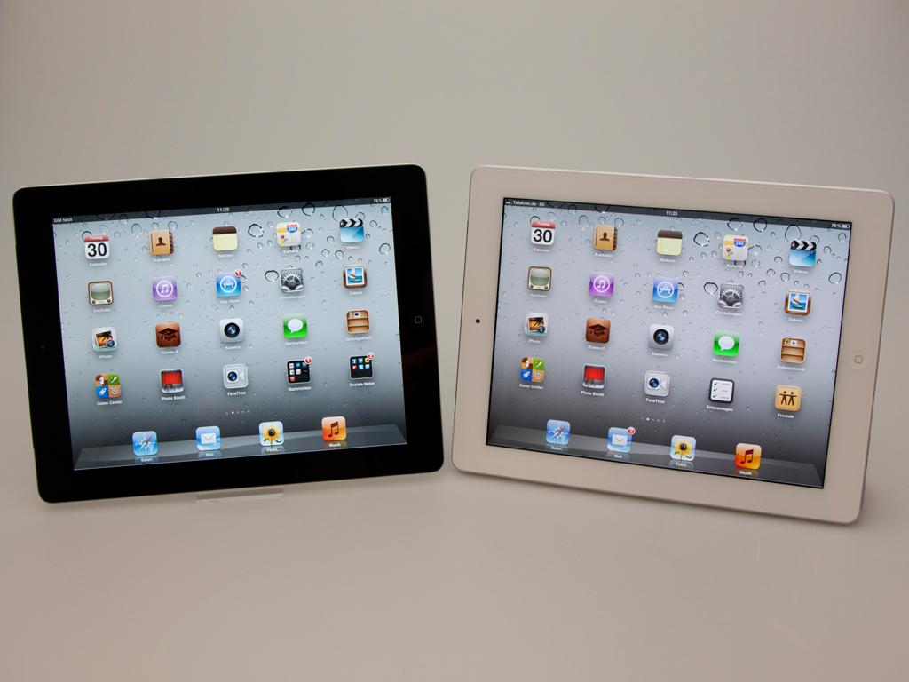 Màn hình siêu lớn trên iPad 3 64GB