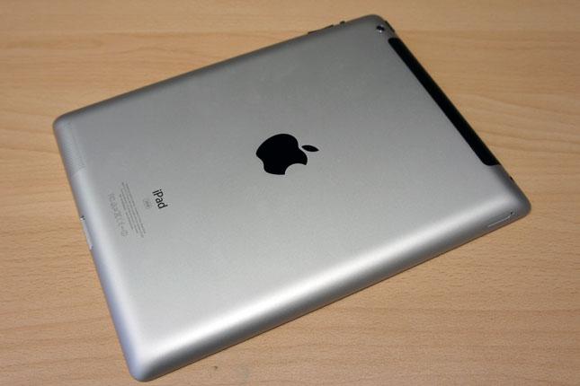 iPad 3 sở hữu hệ thống camera được làm lớn hơn với nhiều thấu kính.