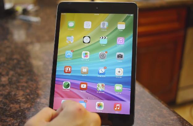 Màn hình 7.9 inch trên iPad Mini 2 Cũ (Like New 99%)