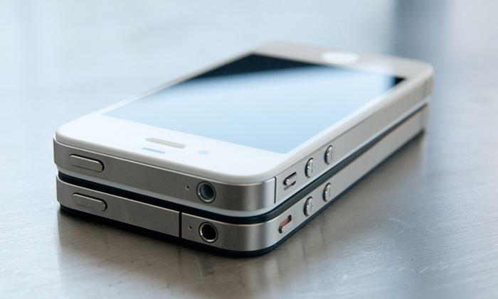 iPhone 4S Lock xách tay Nhật