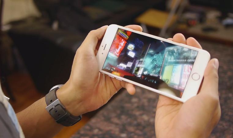 Cấu hình trên iPhone 6 Plus Lock 16GB
