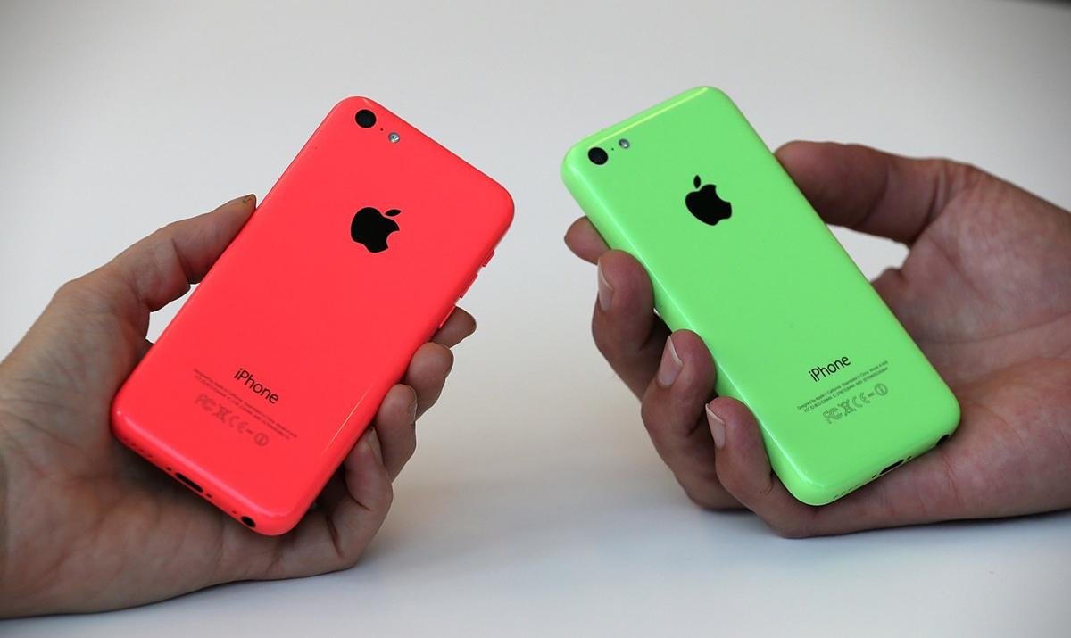 iPhone 5C 16GB Cũ sở hữu thiết kế trẻ trung, năng động