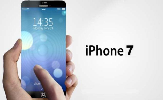 điên thoại iphone 7 lộ thông tin camera