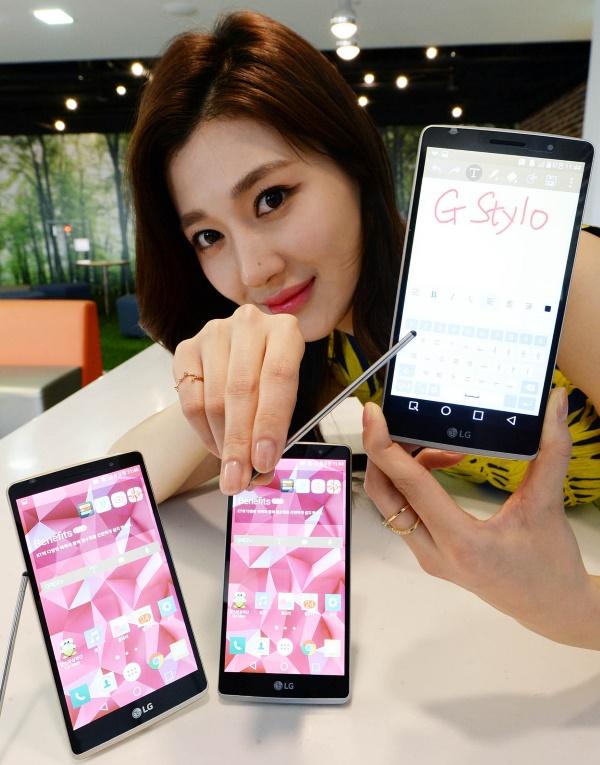 LG G Stylo cáu hình mạnh mẽ, bút stylus tiện lợi