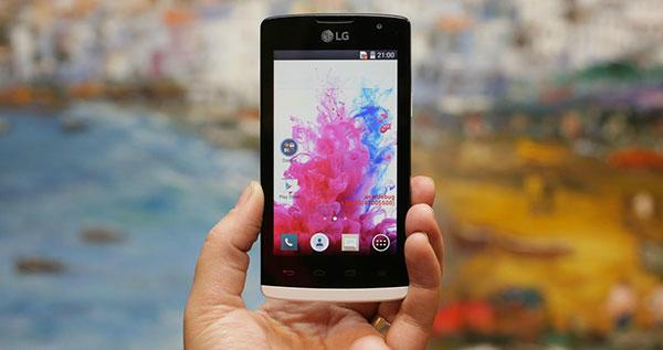 LG Joy cấu hình tương đối