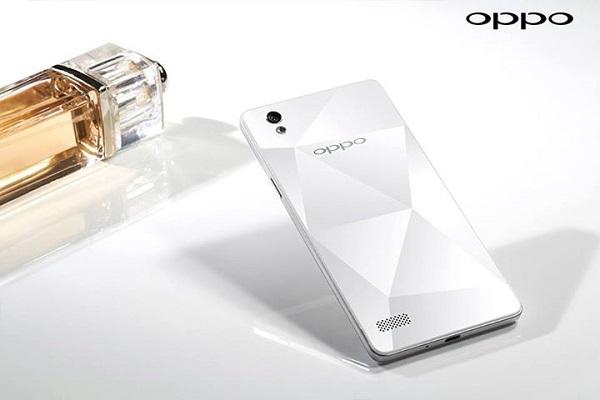 Oppo Mirror 5 gây ấn tượng với thiết kế đẹp, hiệu năng tốt