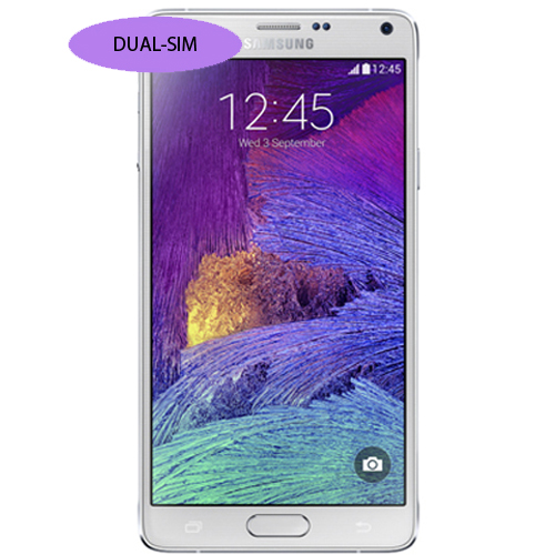 Samsung Galaxy Note 4 2 Sim New 100%