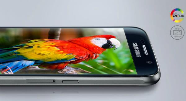 Samsung Galaxy S6 Duo 2 sim màn hình 2k