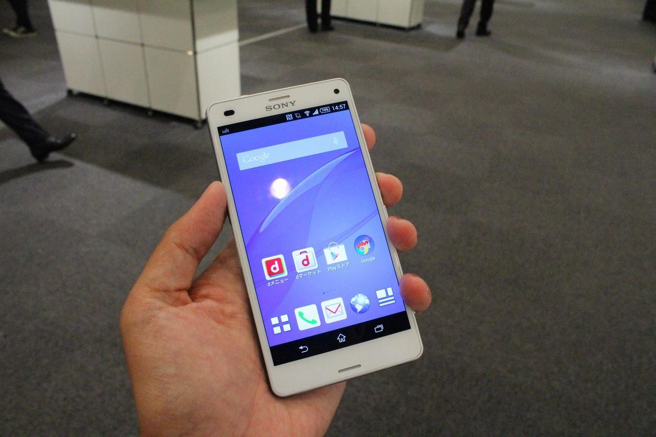 Màn hình Sony Xperia Z3 Compact SO-02G