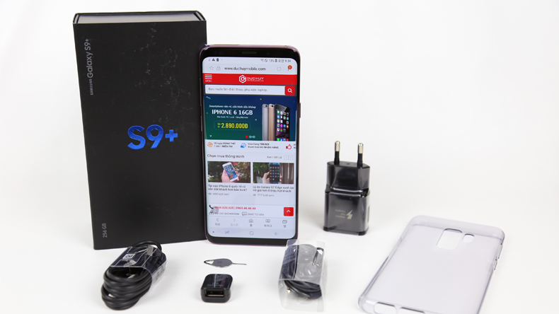 Samsung Galaxy S9 Plus 256GB (Nguyên Seal)