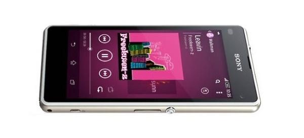 Sony Xperia J1 cáu hình khủng