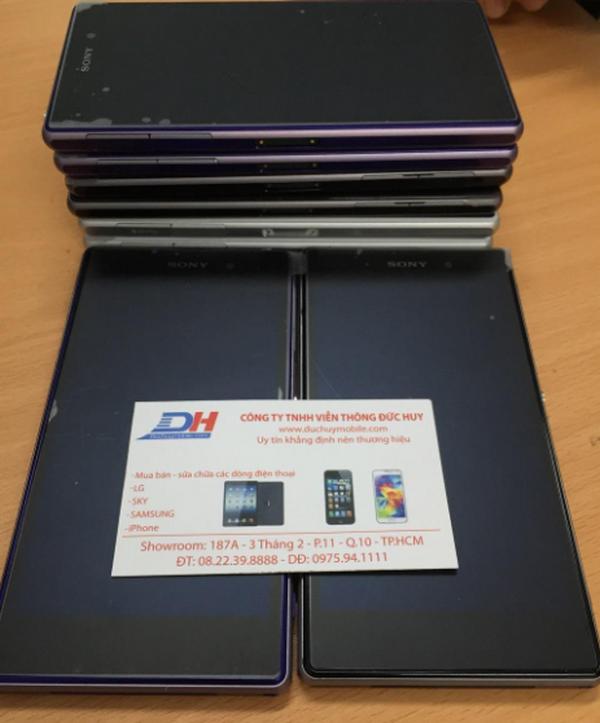 Sony Xperia Z1 Docomo