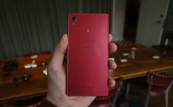 Sony Xperia M4 Aqua camera 13mp ấn tượng