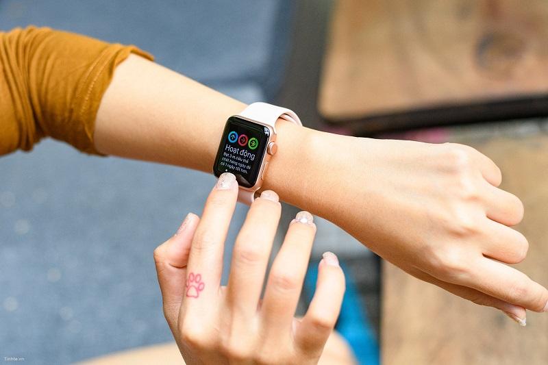 apple watch series 3 mới đánh giá
