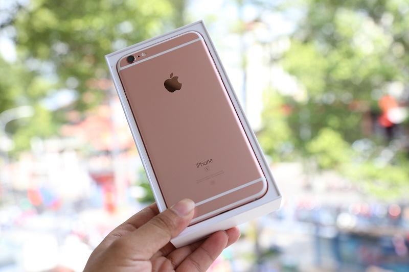 có nên mua iphone 6s plus màu hồng
