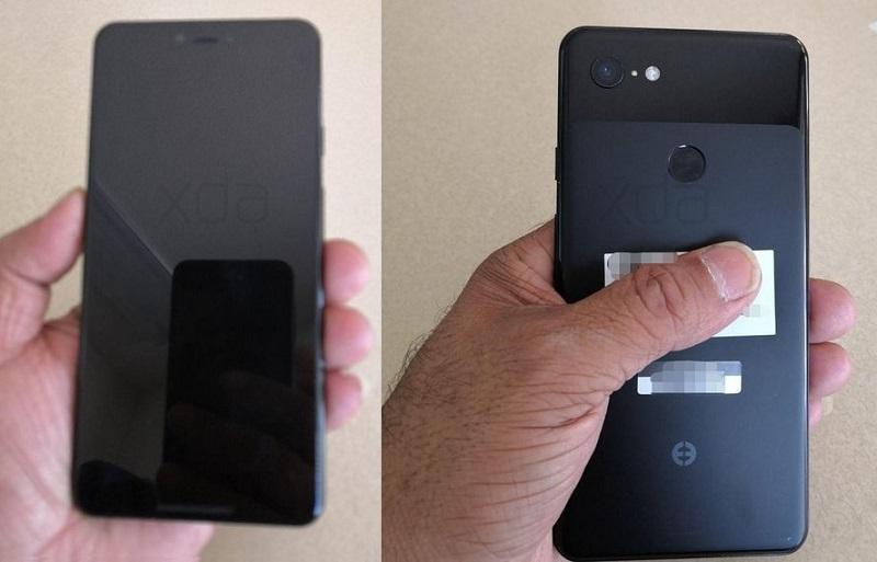 google pixel 3 xl ảnh thực tế