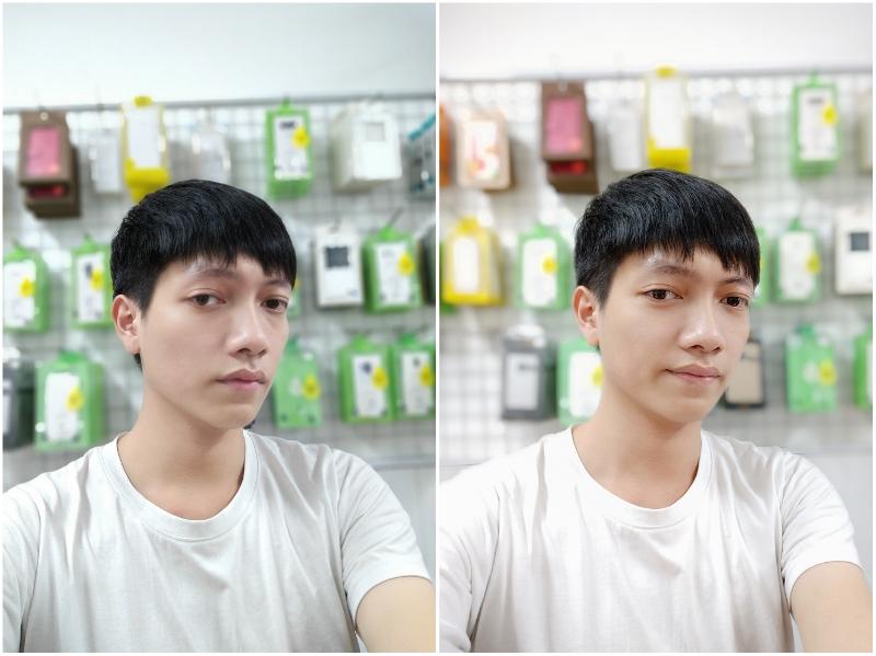 hình chụp camera selfie x6, 6x