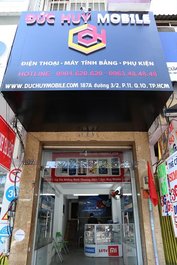 cửa hàng đức huy mobile