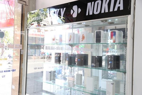 đức huy mobile sản phẩm
