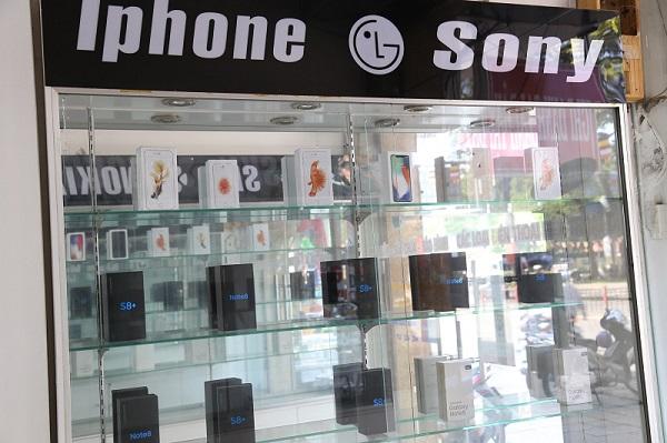 đức huy mobile sản phẩm chính hãng