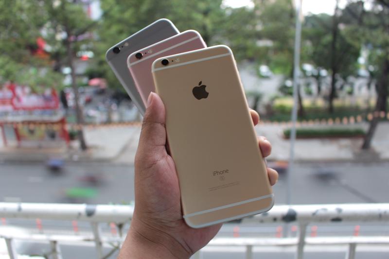 iPhone 6S Plus 32GB cũ giá rẻ 3 màu