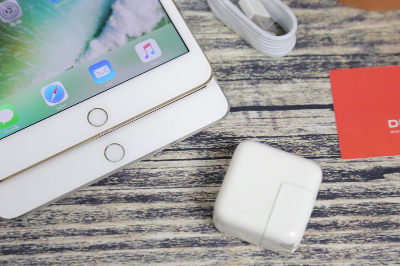 Màn hình iPad Mini 4 4G Wifi cho khả năng hiển thị sắc nét