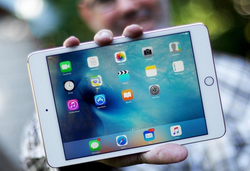 đánh giá iPad Mini 4 4G + Wifi