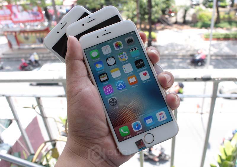 iphone 6 lock màn hình