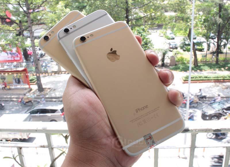 iphone 6 lock mặt lưng