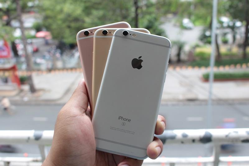 iphone 6s 3 lý do nên mua nhiều bản màu