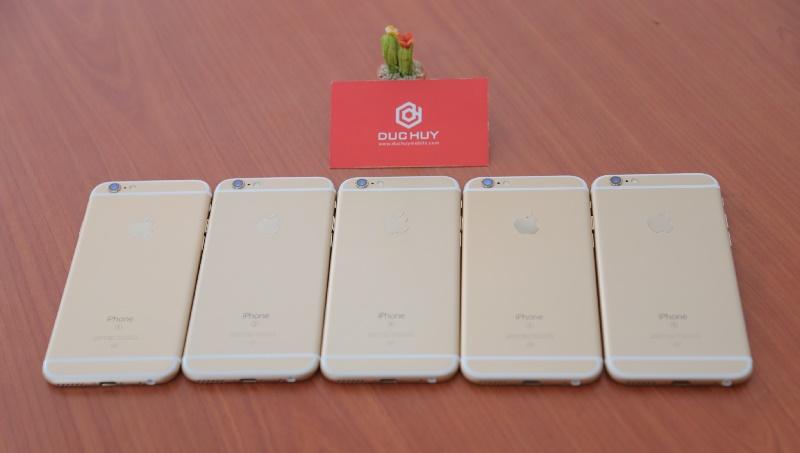 iphone 6s chưa active, trôi bảo hành
