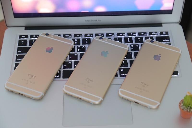 iphone 6s chưa active đẹp